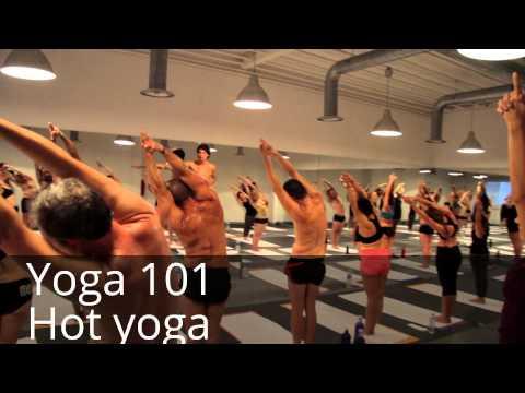 Yoga 101 Hot Yoga
