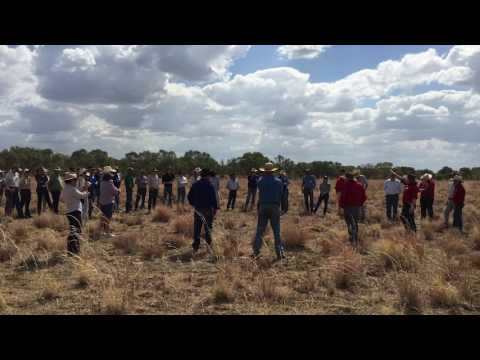 PPMT Field Days: Newcastle Waters