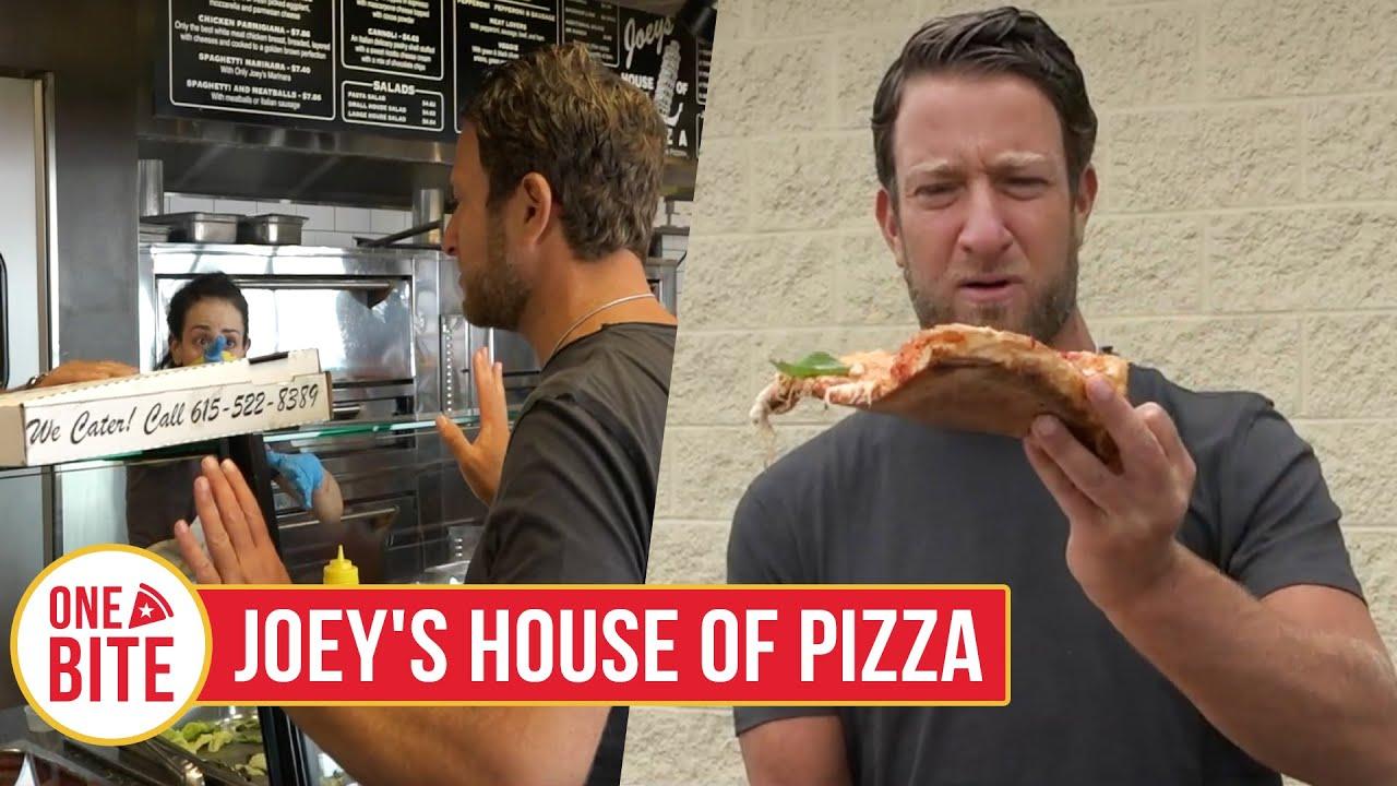 Barstool Pizza Review - Joey's House of Pizza (Nashville, TN)