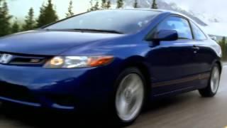 2008 Honda Civic Test Drive