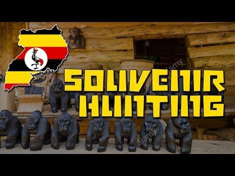 Uganda: Souvenir Hunting