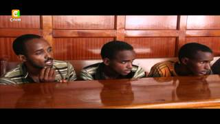 Mandera Bus and Quarry Terror Attack Suspects in Court