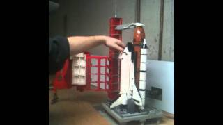 Lego Launch Pad