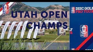 2018 Utah Open Champions
