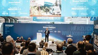 Knaus Tabbert Pressekonferenz - CMT 2020 in Stuttgart
