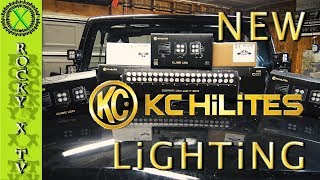 KC HiLites LZR & C-Series Lights With KC Brackets, Project Dirty Willy Ep.24