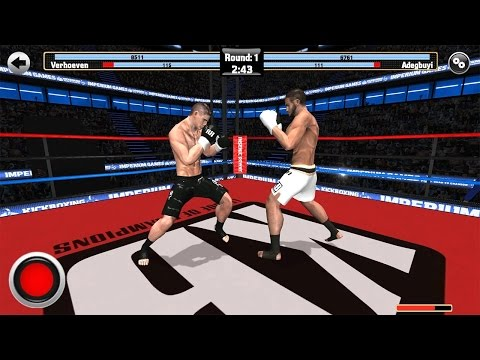 Kickboxing Fighting (by Imperium Multimedia Games) Android Gameplay [HD]