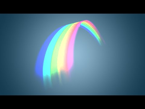 Qu'est-ce qu'un arc en ciel et le problème avec la couleur rose - Ep.06 - e-penser