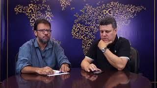 Teo José comenta situação do Goiás e volta de Hélio dos Anjos