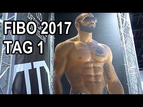 FIBO 2017 - TAG 1 | Lazar Angelov, Johannes Luckas, Roxis Ecke, Eike Wiemken