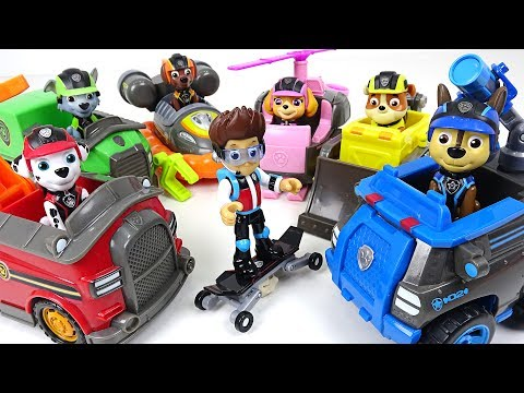 Thumbnail: New PAW Patrol Mission Paw appeared!! Upgrade appearance and vechile!! - DuDuPopTOY