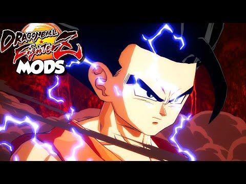 ULTIMATE TEEN GOHAN ARRIVES! Limit Breaker Teen Gohan Vs God Vegeta - Dragon Ball FighterZ MODS - 동영상
