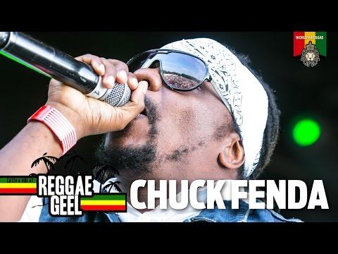 Chuck Fenda Reggae Geel 2015