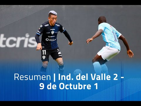 Independiente del Valle Nueve de Octubre Goals And Highlights