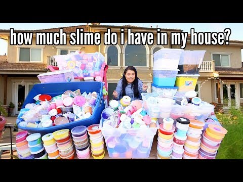 Hunting down ALL the Slime in my House (disgusting)