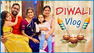 DIWALI Celebration…| #Festiveseason #Vlog #MyMissAnand #CookWithNisha