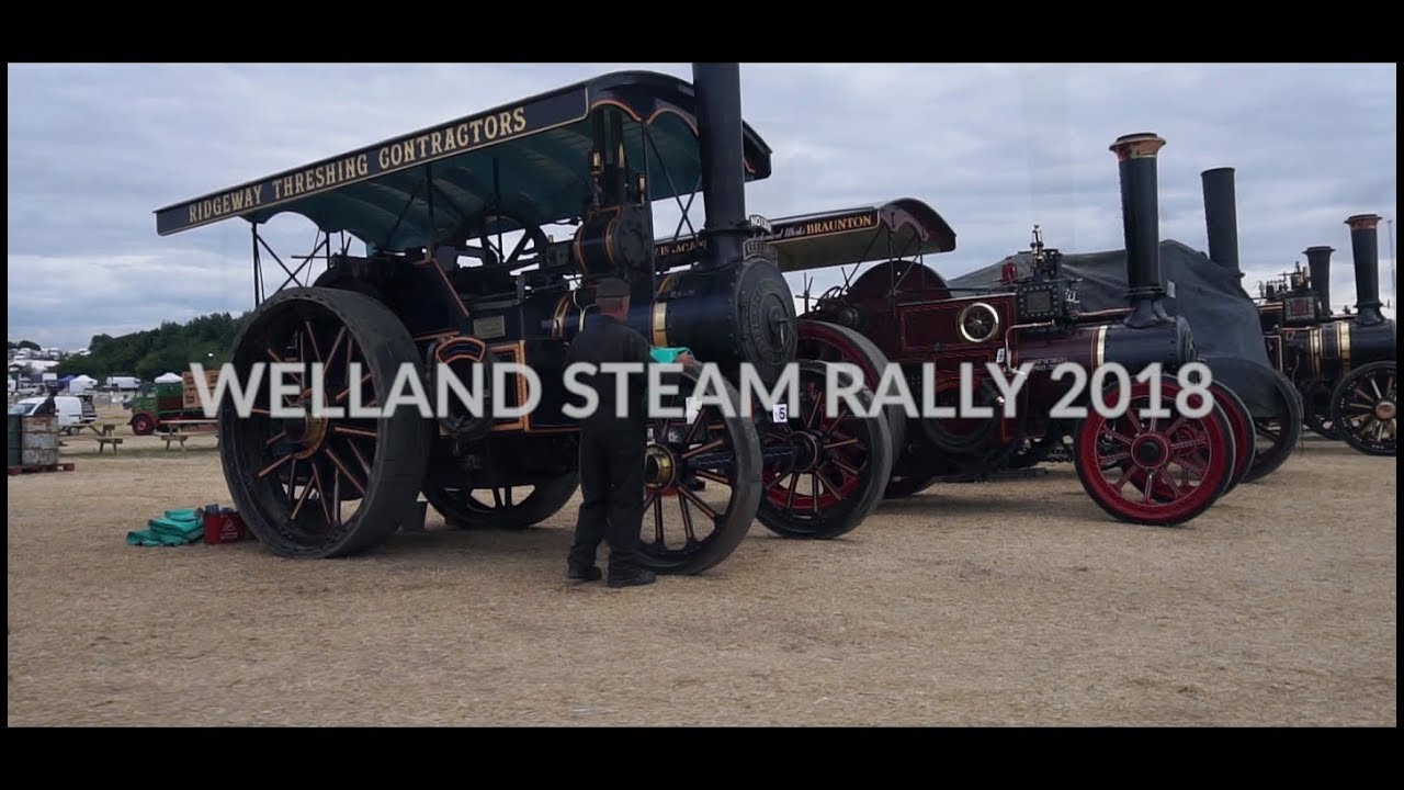 Home ⋆ Welland Steam & Country Rally