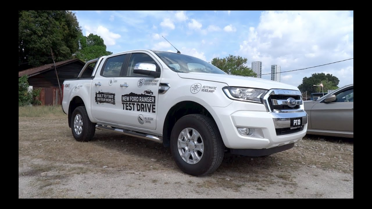 2015 Ford Ranger 22 4X4 XLT High Rider Double Cab Start Up And Full Vehicle Tour