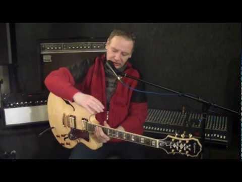 Струнодер 2.0 - Epiphone Sheraton II with Fender 75 Amp & Thd Univalve Amp