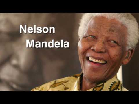 Remembering Nelson Mandela His Most Famous Quotes Youtube