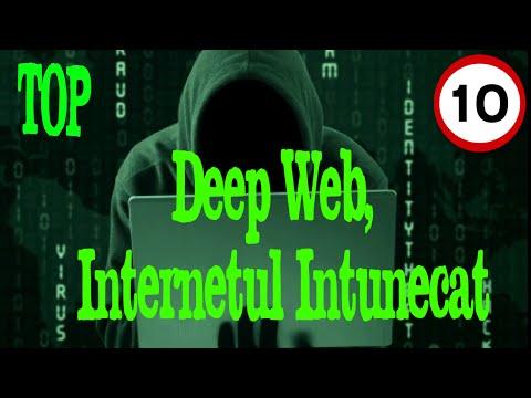 Top 10 Despre Deep Web - Internetul Intunecat