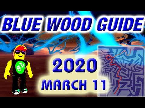 Lumber Tycoon 2 Blue Wood 2020 March 11 Youtube