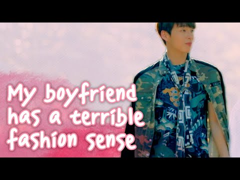 My Boyfriend Has A Terrible Fashion Sense [Real Life Love Story] ENG SUB • dingo kdrama