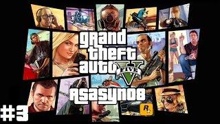 #3 Grand Theft Auto V: Tryb pierwszoosobowy i nie tylko [Gameplay PL]