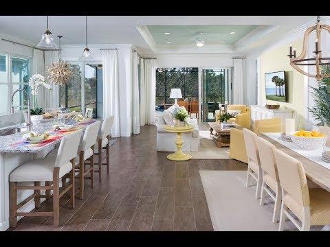 Breeze Style Model Home at Latitude Margaritaville Daytona Beach (Inside Look)