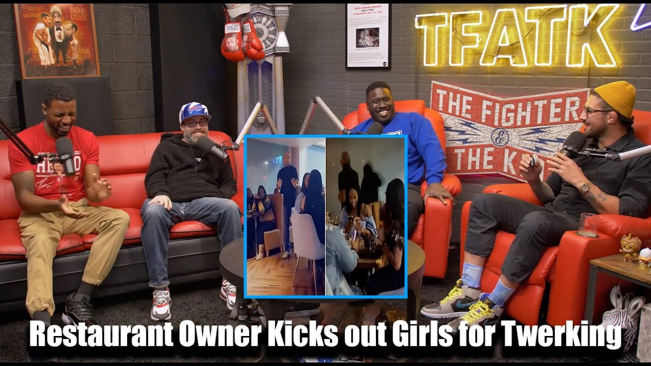 Tfatkz And Josh Potter React To Restaurant Owner Kicking Out Girls For Twerking Youtube Josh potter is the author of who are nationalists and what do they believe in? tfatkz and josh potter react to restaurant owner kicking out girls for twerking
