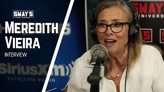 Meredith Vieira Talks About The View + New Game Show '25 Words or Less' | SWAY'S UNIVERSE