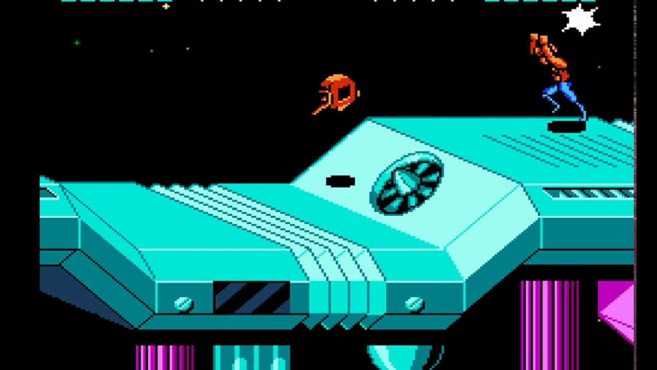 Battletoads & Double Dragon: The Ultimate Team - Super Hard Mode  (NES Hack)