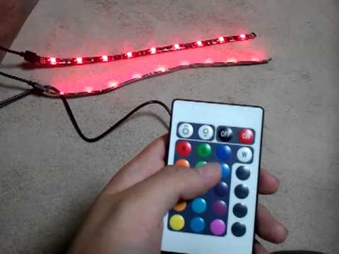 サイズ LED ILLUMINACION(LEDテープ) 開封&簡易レビュー