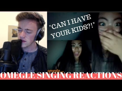 OMEGLE SINGING REACTIONS | EP. 10