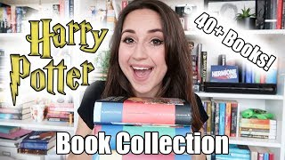 HUGE HARRY POTTER BOOK COLLECTION ⚡️