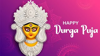 Happy Durga Puja 2020 Wishes WhatsApp Status Greetings Images Messages Wallpaper Pic #HappyDurgaPuja