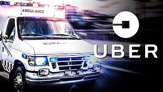 Americans Turn To Uber Instead Of Ambulances For Emergencies