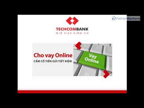 Cho vay online - Thi tuyển ngân hàng Techcombank   Foci