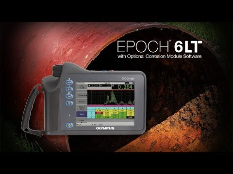 EPOCH® 6LT Corrosion Software Module
