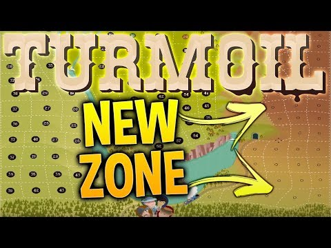 Turmoil - The Final Land - New Gas Making Technologies - Turmoil The Heat is On Gameplay