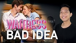 Bad Idea (Dr. Pomatter Part Only - Instrumental) - Waitress The Musical