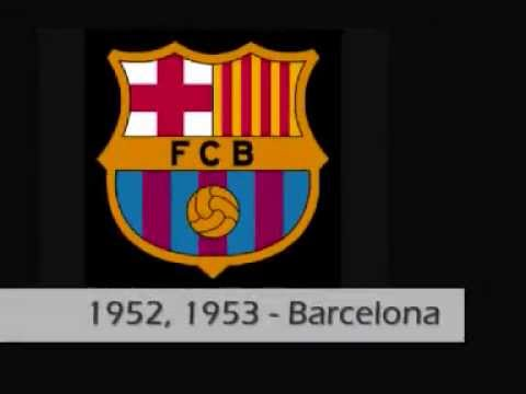 List of Spanish Football Champions, 1929 - 2012 (Historial d