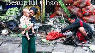 Beautiful Chaos of Yangon - Reisevlog