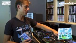 Armin van Buuren previews CD1 of his new album 'Universal Religion Chapter 6'