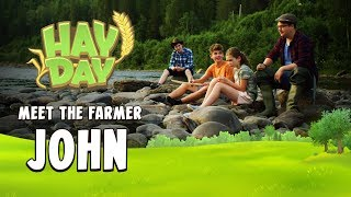 Hay Day Meet the Farmer S2E4 John from Flora Norway