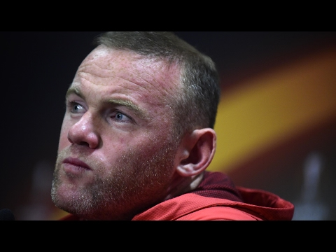 Wayne Rooney indicates his Manchester United career may end in summer – video