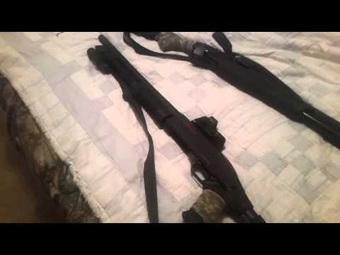 Upgraded winchester sxp home defence and hunting