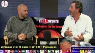 2015-16 FL1 Sports W-FL Basketball Schedule Announcement Show