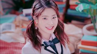 all TWICE music videos but only when DAHYUN sing