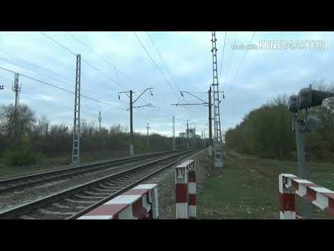 ЭП20 - 023 с двухэтажным поездом № 004 Кисловодск - Москва.